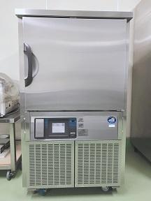 急速冷却機(ブラストチラー)を紹介します