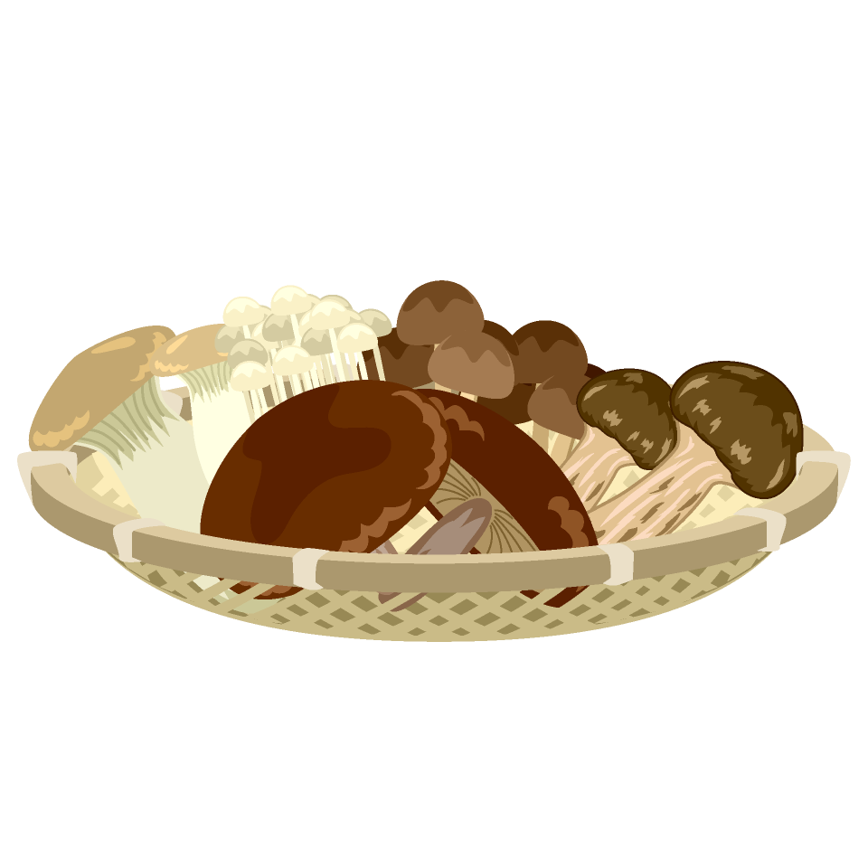 受験生応援:「食欲の秋」─きのこの栄養学─
