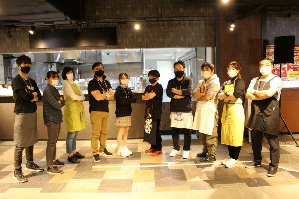 松戸No.1料理人決定戦! 学生がファイナリストに選ばれました!
