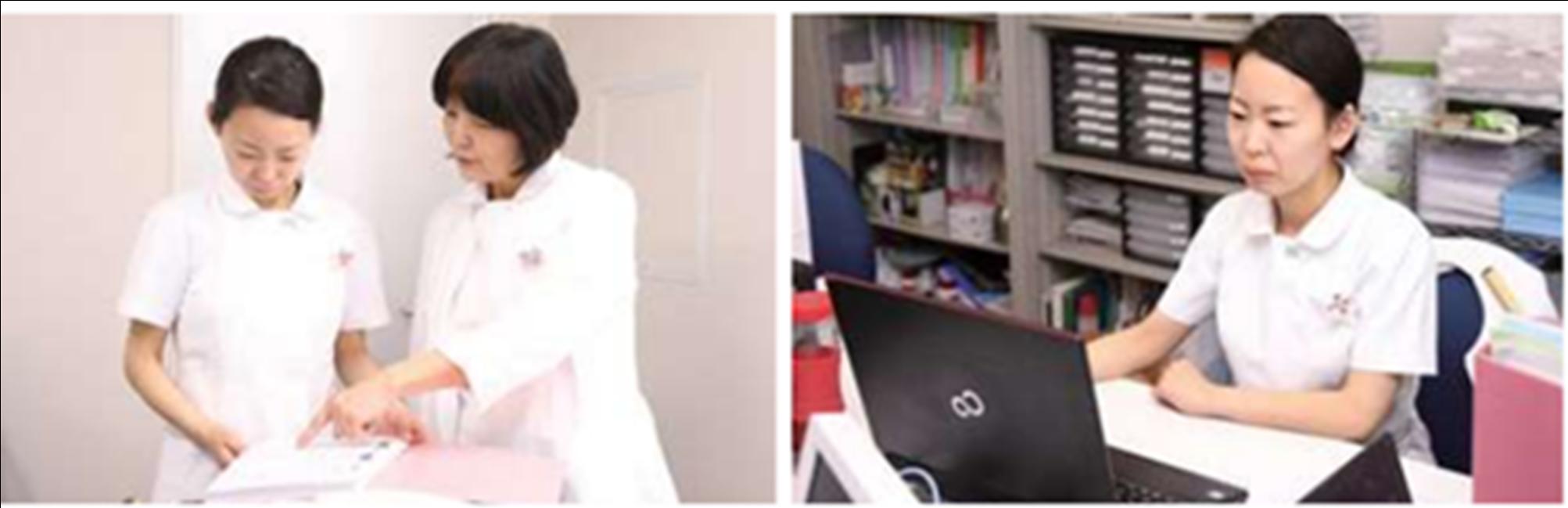 【卒業生紹介】精神科病棟で患者の食と健康を守る
