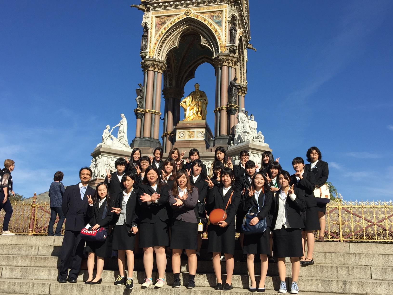新しいイギリス研修旅行を9月19日オープンキャンパスでご紹介します!