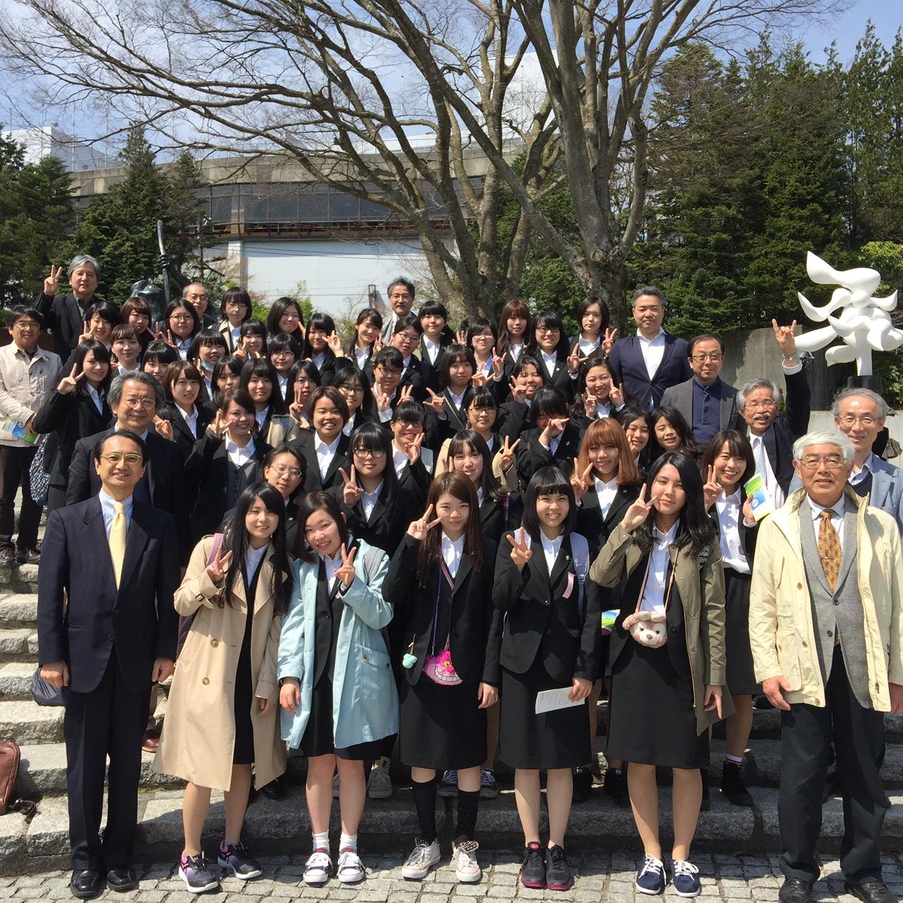 4月29日(土)新年度初めての文学部オープンキャンパス開催!