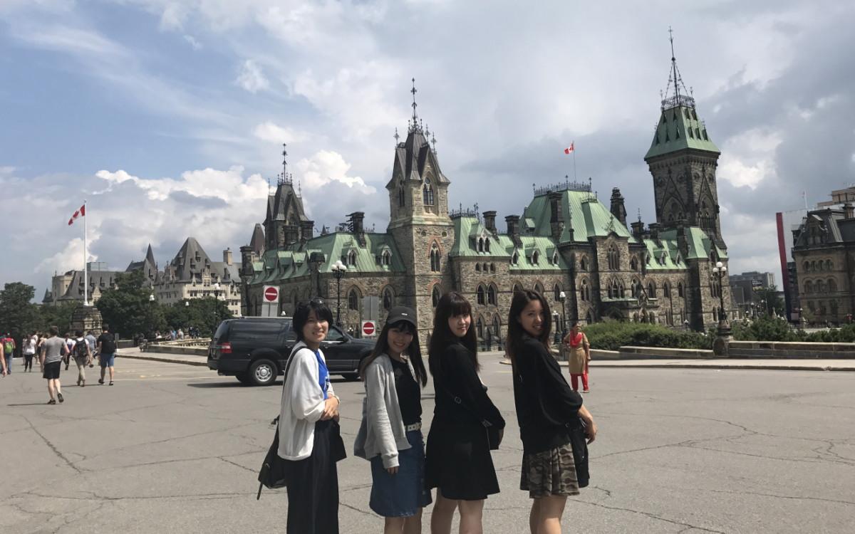 「カナダ海外語学研修」報告③
