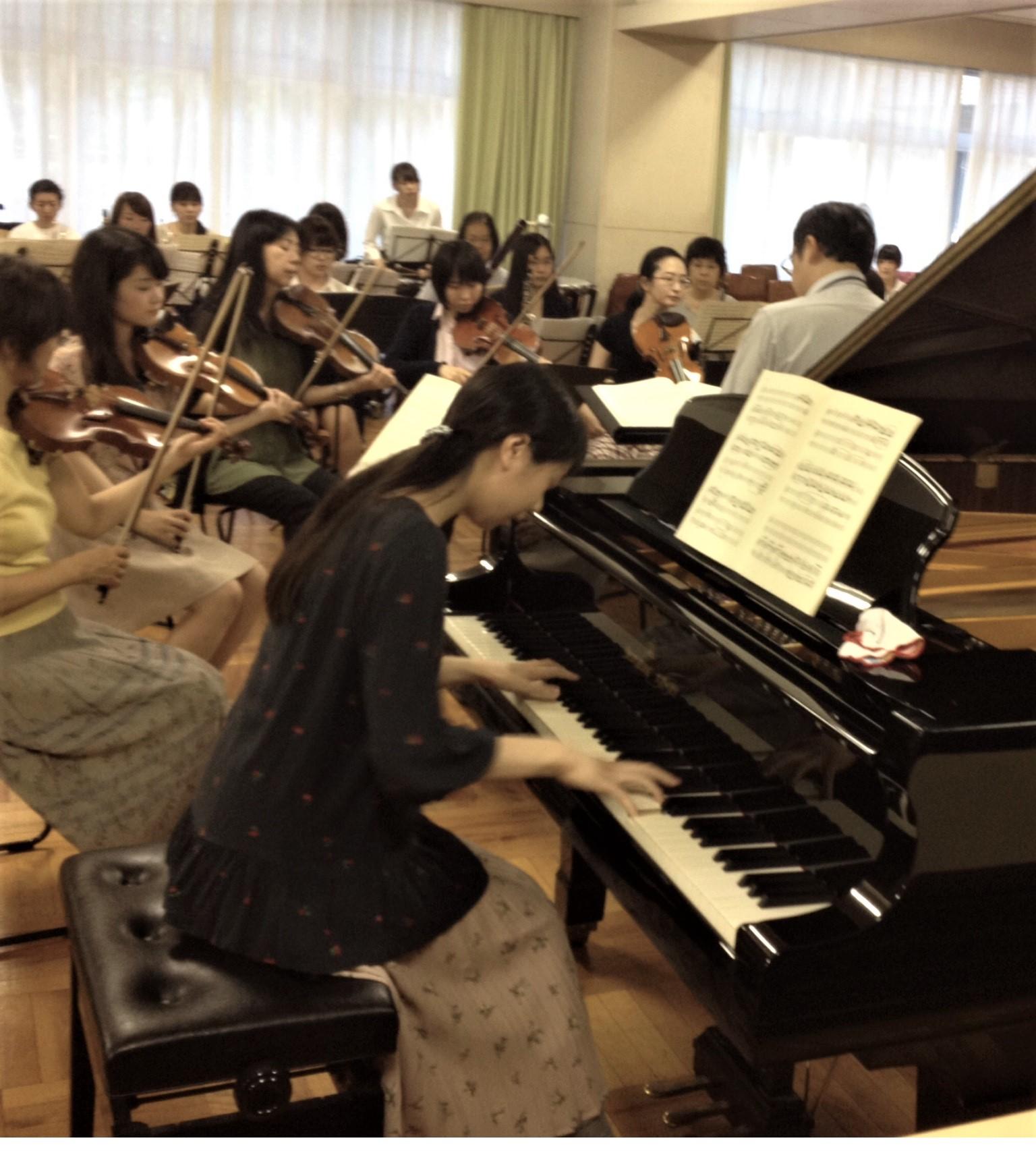 憧れのピアノ・コンチェルトが弾ける!