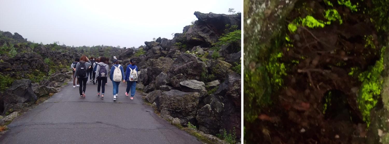 学外研修で1年生が志賀高原に滞在(3)~強まった絆~