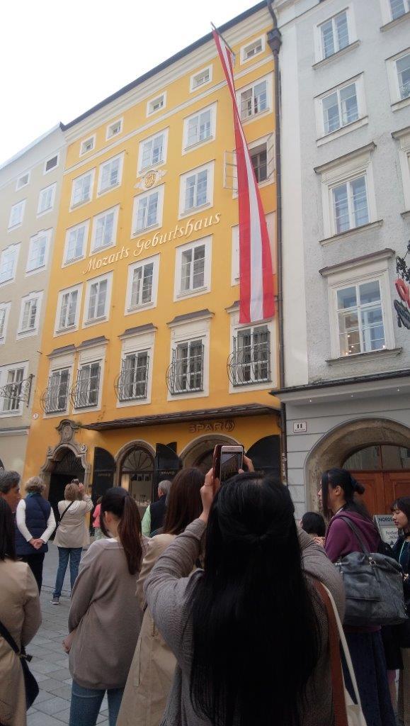 音楽の故郷を訪ねて④~モーツァルトの生誕地で知る歴史の重み~