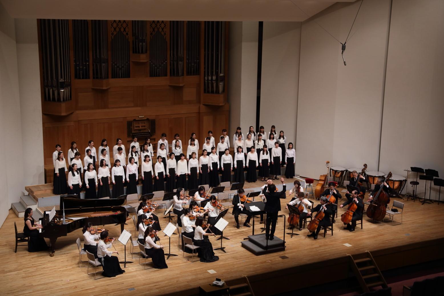 音楽学部・大学院音楽文化研究科定期演奏会が開催されました!