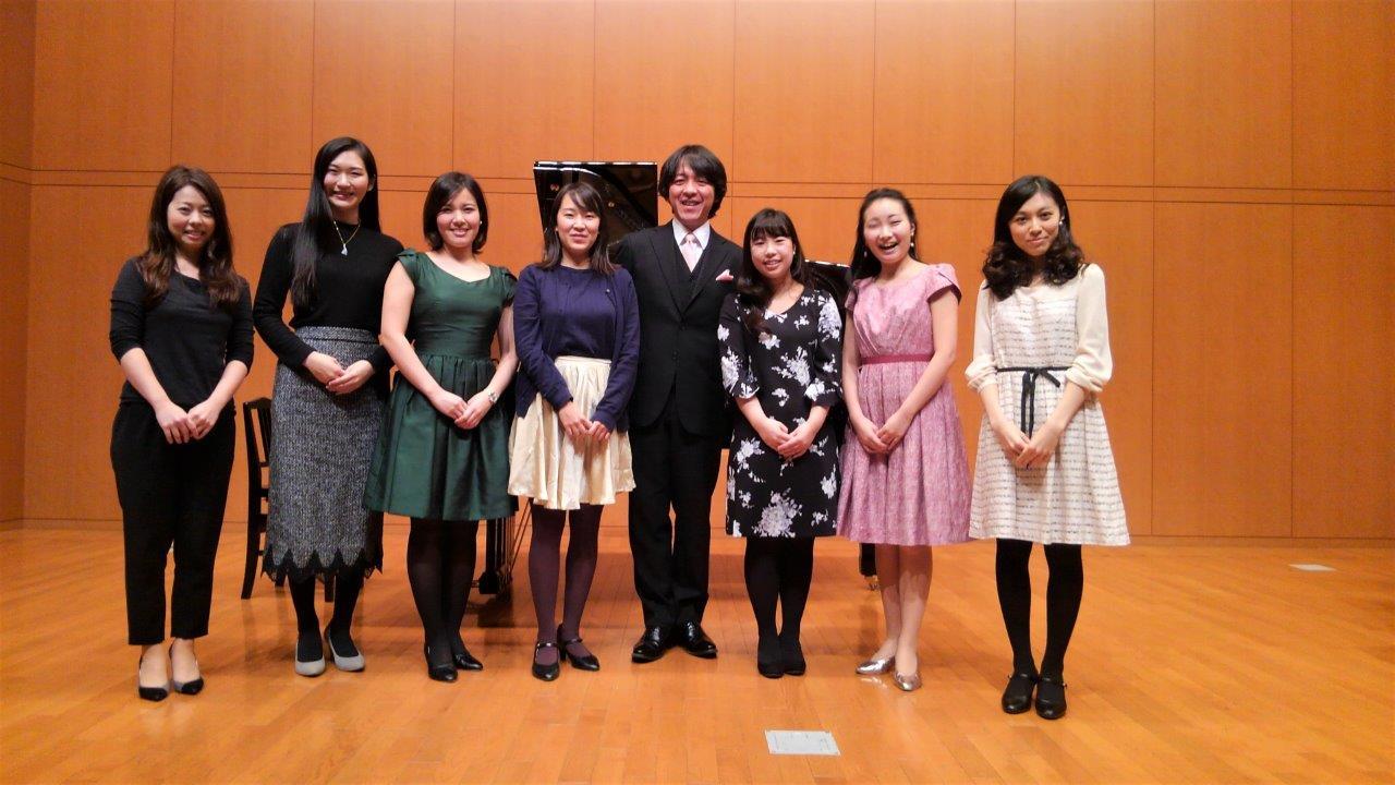 宮本益光先生の公開講座「声楽家のための日本語音声学入門」が行われました!