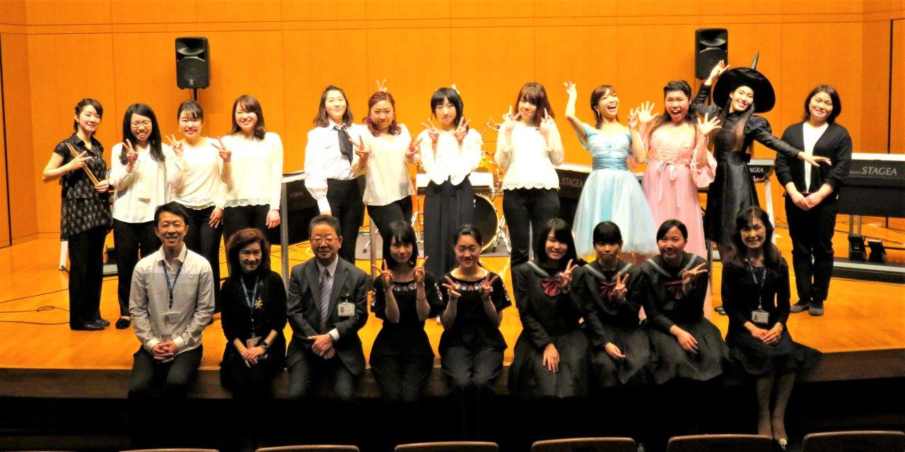 「第23回聖徳大学電子オルガンコンサート」が開催されました!