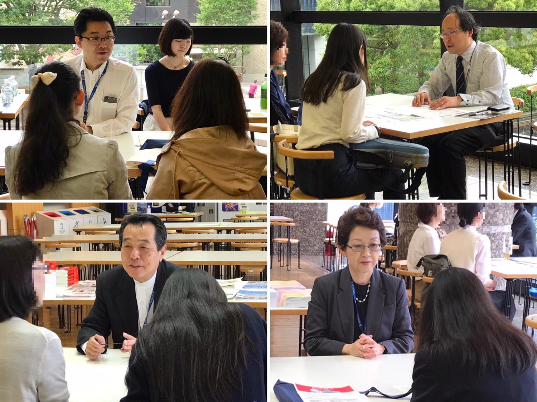 5月13日(日)聖徳AO・推薦入試まるわかりセミナー、ご来場ありがとうございました!