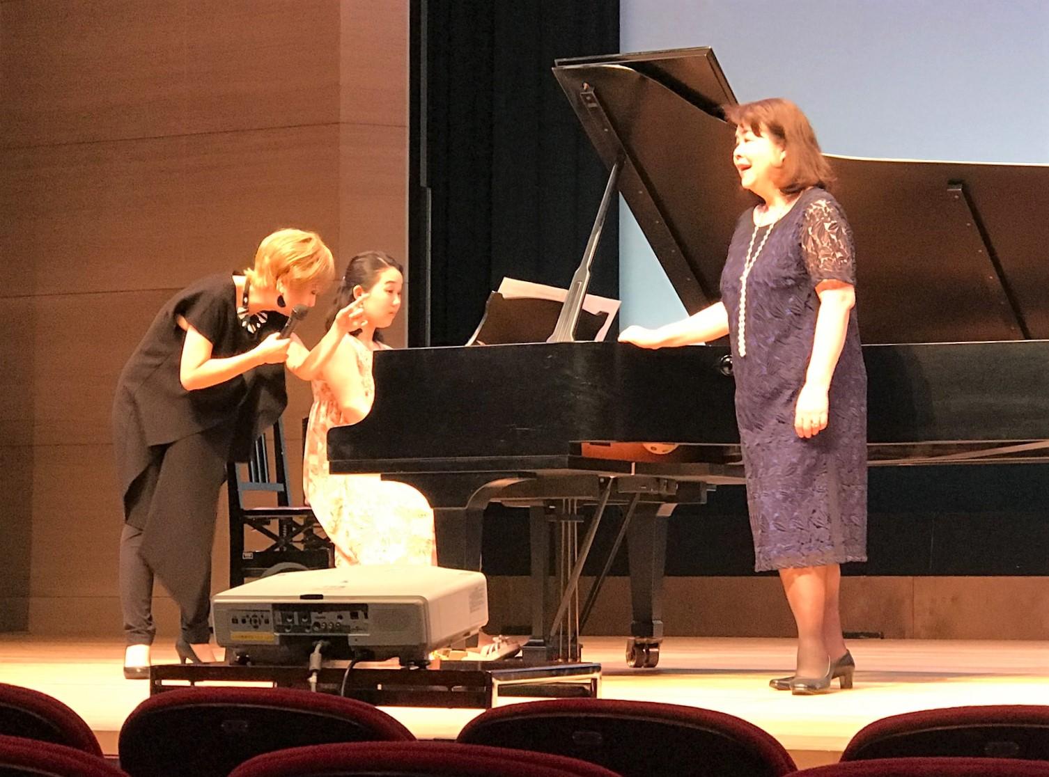 6月10日(日)「朝日 音楽大学・音楽学部体験フェア2018」に参加しました!