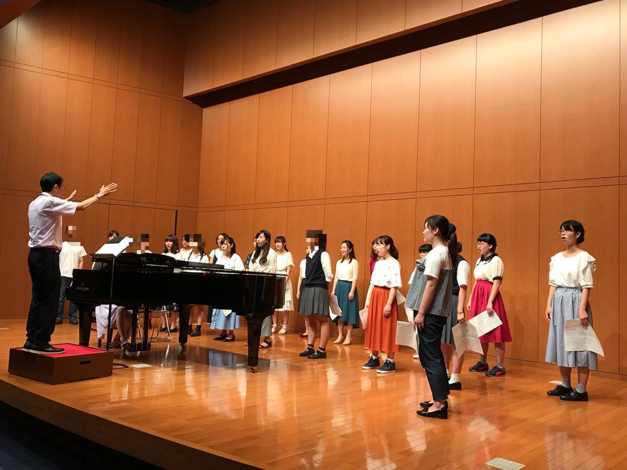 7月29日(日)「音教まつり」のオープンキャンパス、ご来場ありがとうございました!