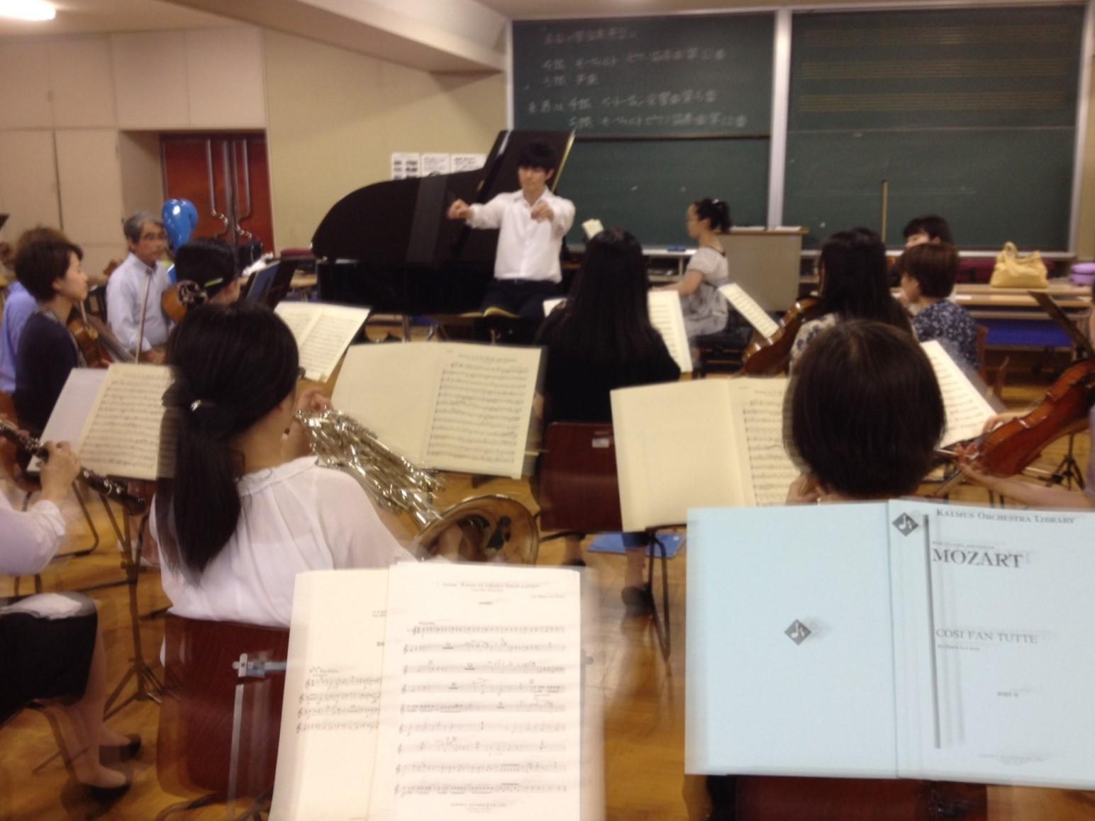 アンサンブルの醍醐味~ピアノ協奏曲を今年も体験!~