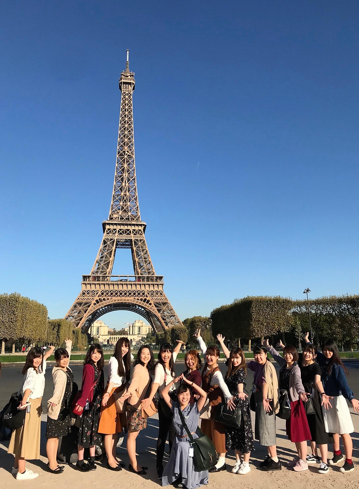 音楽の故郷を訪ねて②~パリの醍醐味を満喫~
