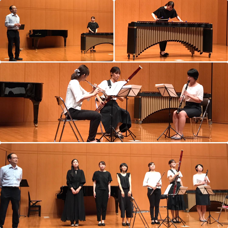 9/23(日祝)「弦管打楽器の日」のオープンキャンパス、ご来場ありがとうございました!