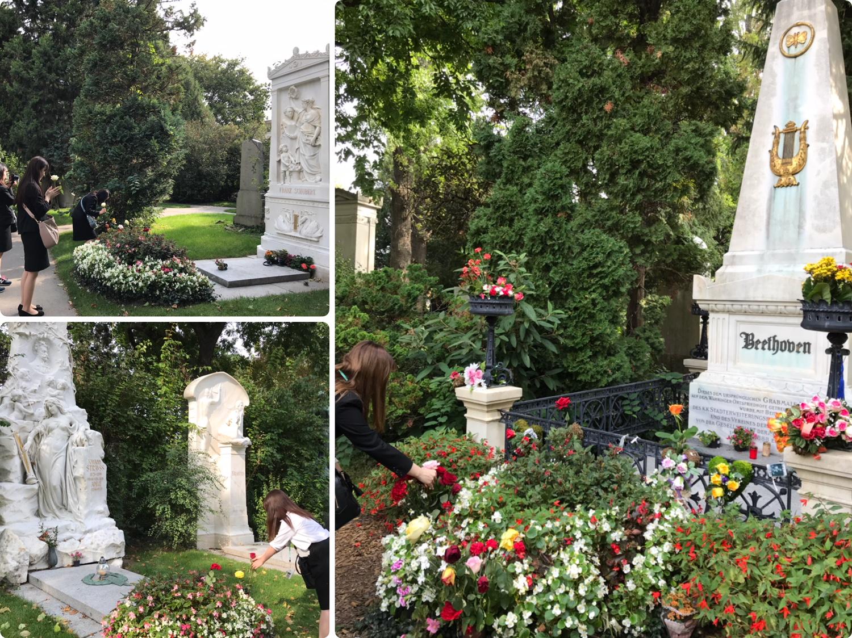 音楽の故郷を訪ねて⑨(最終回)~ウィーン中央墓地訪問から帰国へ~