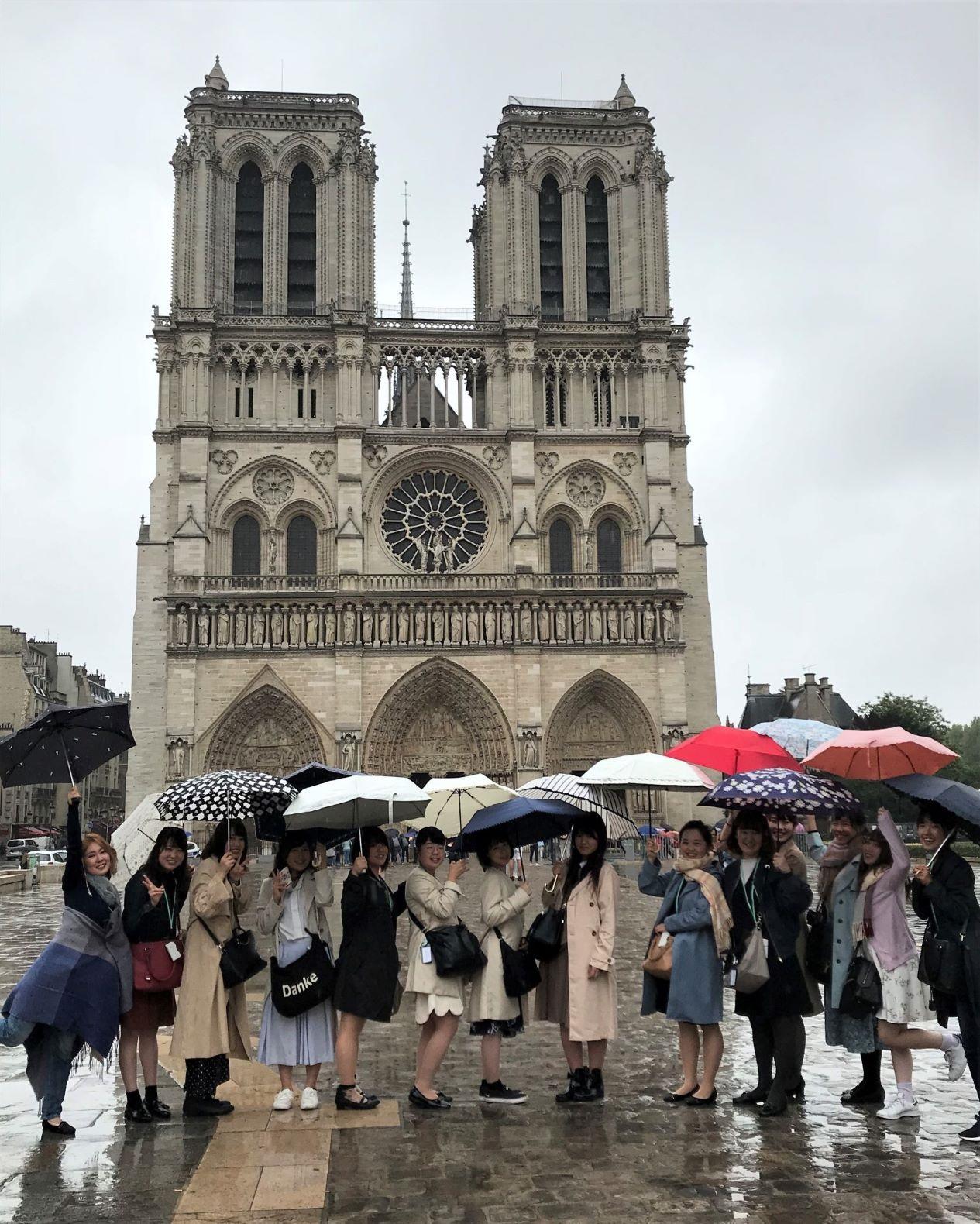 音楽の故郷を訪ねて③~パリの音楽の過去と現在~