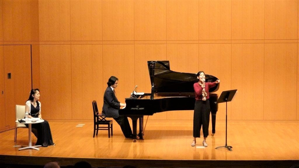 ミュージカルを楽しむために~吉岡小鼓音先生による公開講座が行われました~