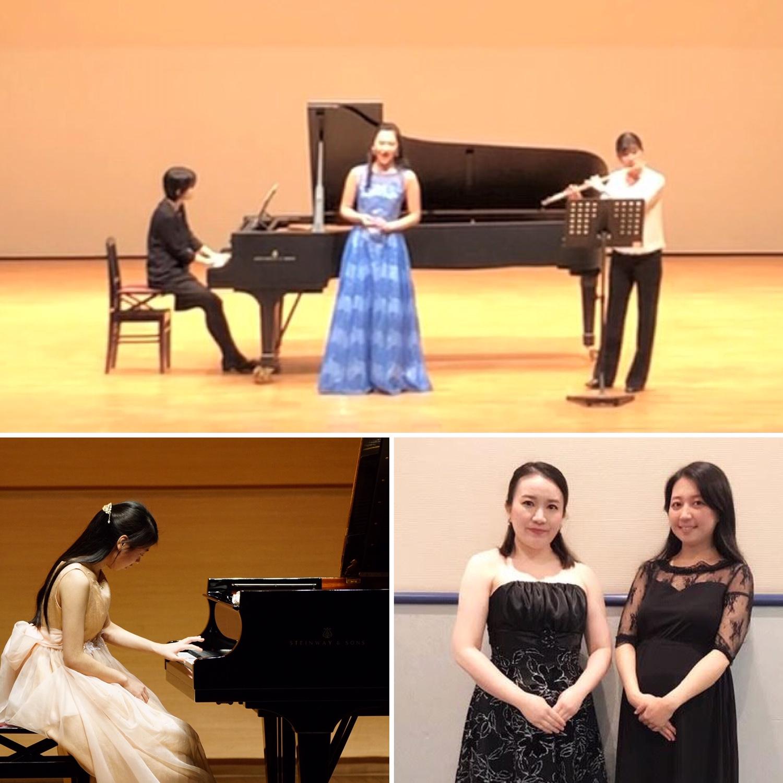 【朗報】続々とコンクール入賞のうれしい便り!~音楽学部在学生と卒業生が大活躍~