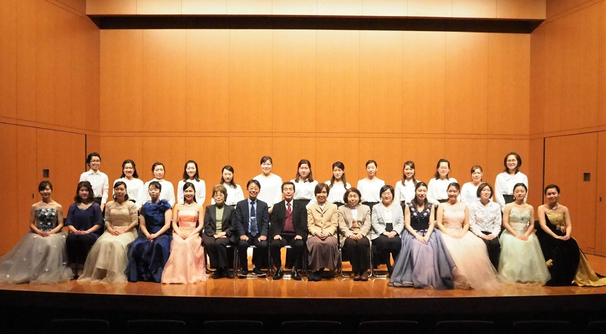 音楽教員養成コースの第11回定期演奏会が開催されました