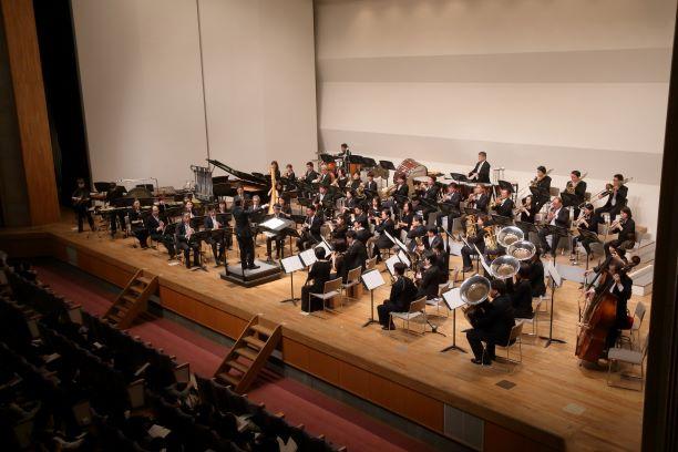 30年以上続く演奏会「吹奏楽の夕べ」が今年も開催されました