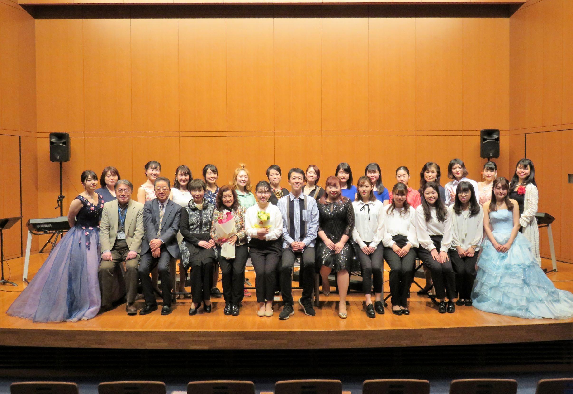 「第24回聖徳大学電子オルガンコンサート」が開催されました