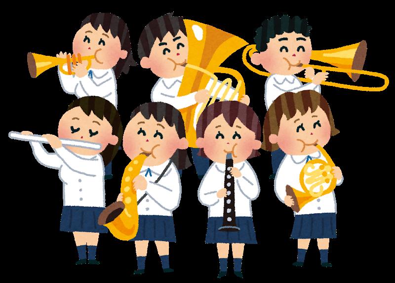 吹奏楽コンクール千葉県大会金賞おめでとう!!~聖徳大学で練習された吹奏楽部のみなさん~