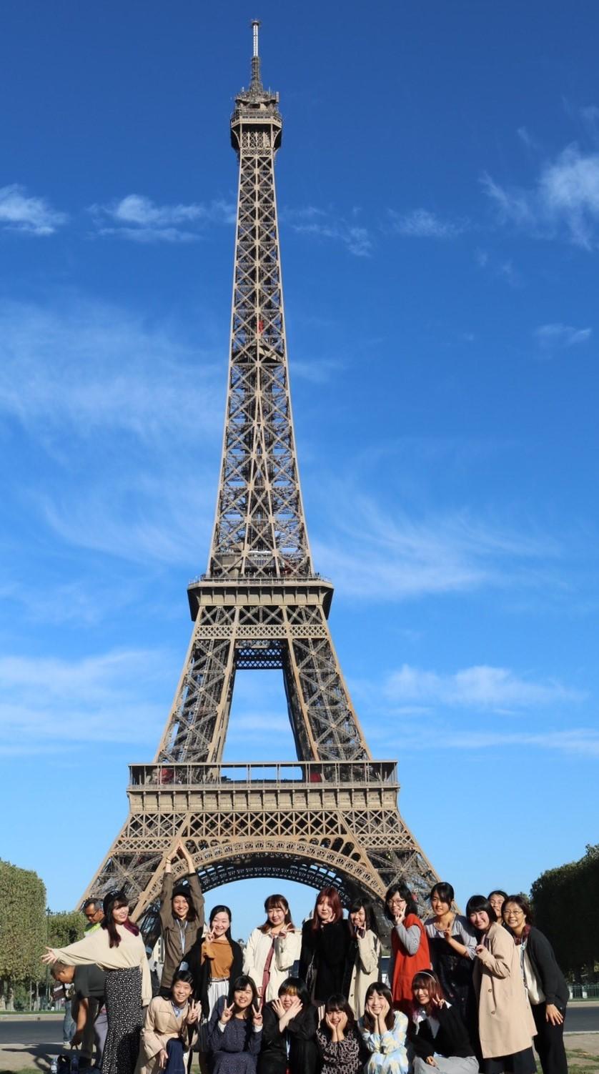 音楽の故郷を訪ねて2019~海外研修パリ篇①~