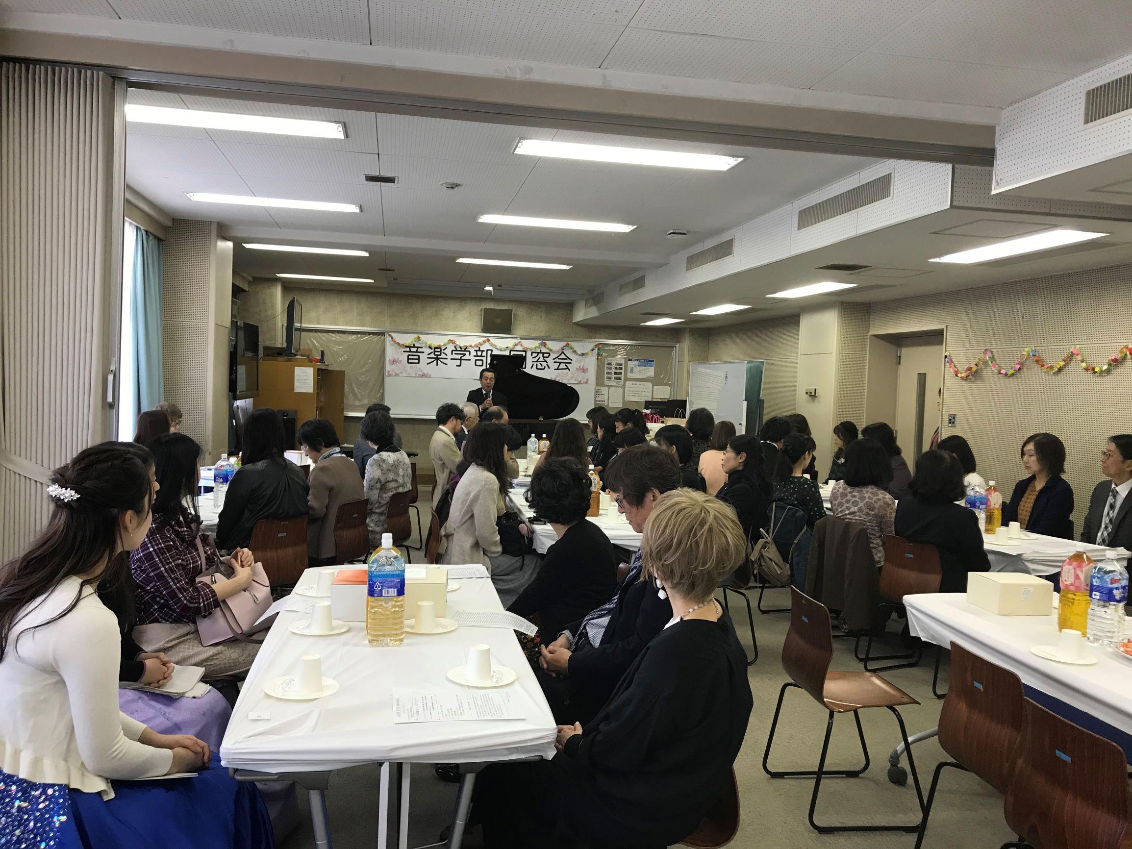 「第13回音楽学部同窓会」レポート