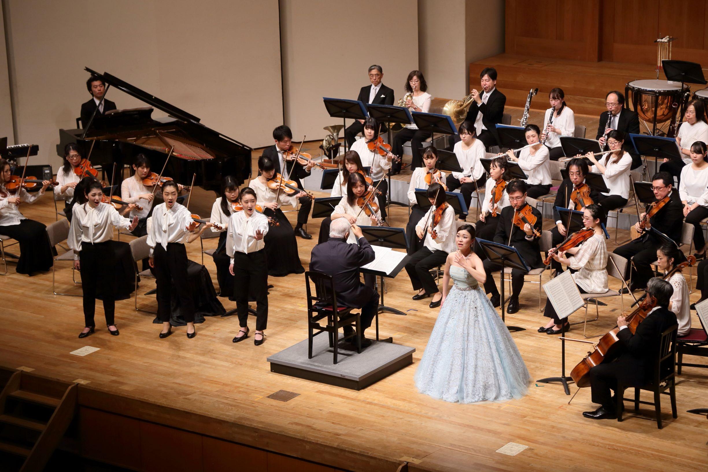 音楽学部・大学院音楽文化研究科の「第21回定期演奏会」が開催されました!