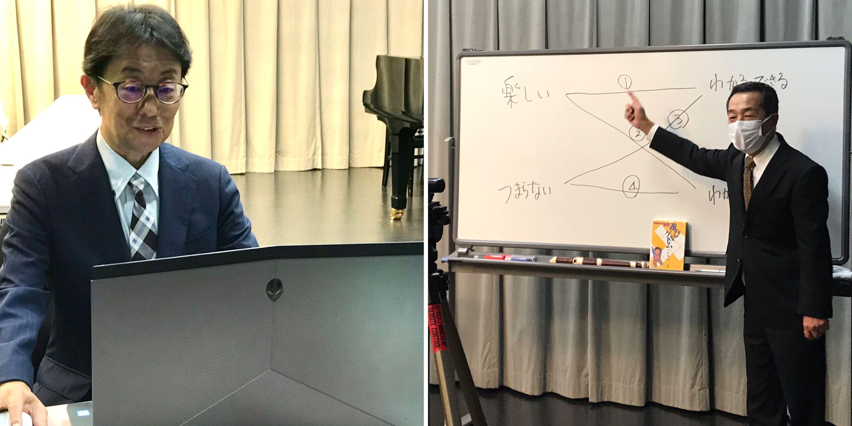 音楽学部のLIVE講座2020「音楽の先生をめざす人へ」終了~次回は10/10「レッスンってどんな感じ?」を配信します