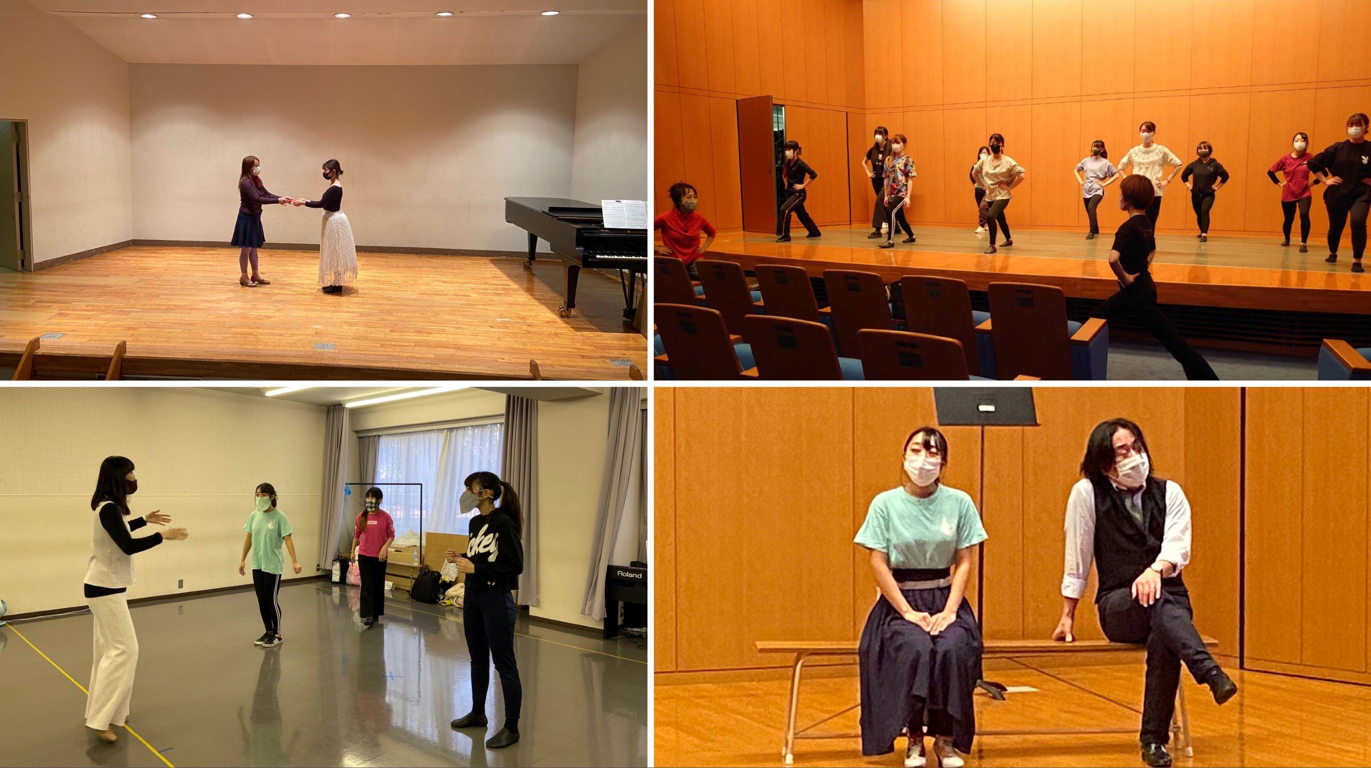 【授業紹介】「音楽ワークショップ」シリーズ:ミュージカル