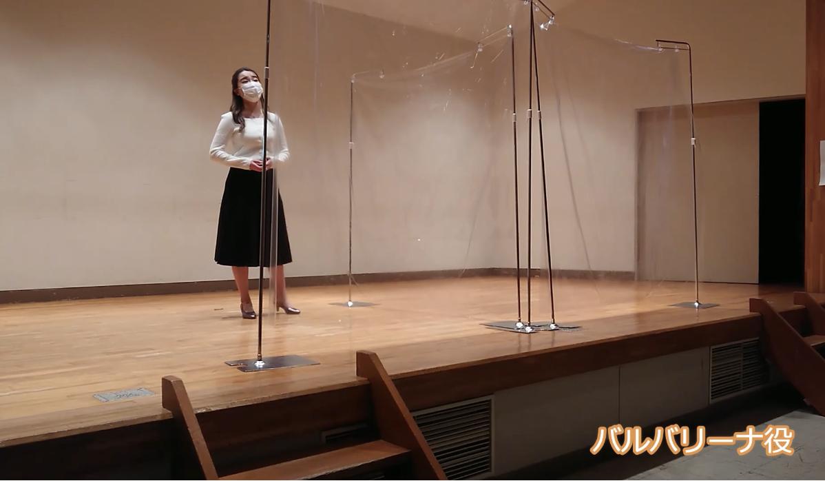 【動画】聖徳オペラ《フィガロの結婚》オーディション報告 ~「音楽ワークショップ(オペラ)」の授業風景から~