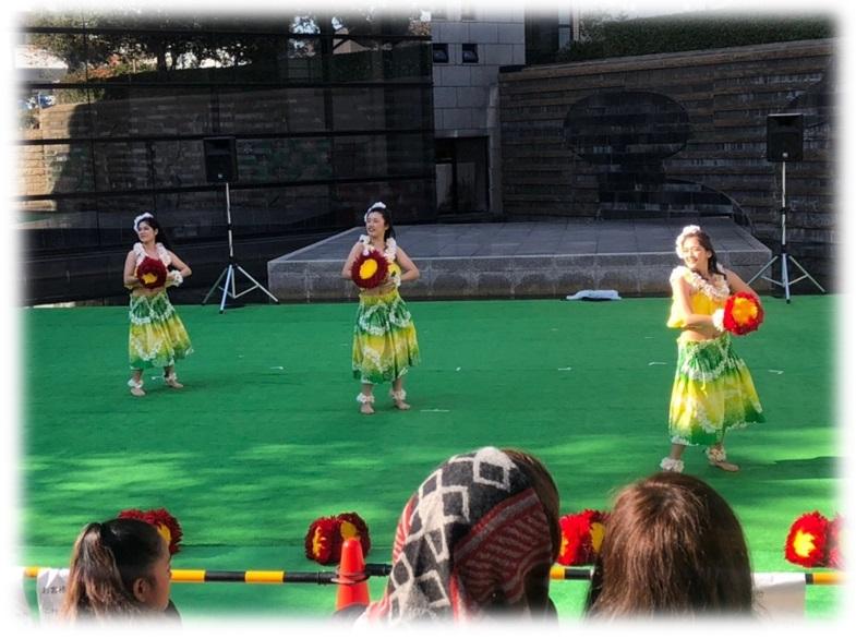 『踊りで心を表現します!!』ハワイアンダンス部の紹介