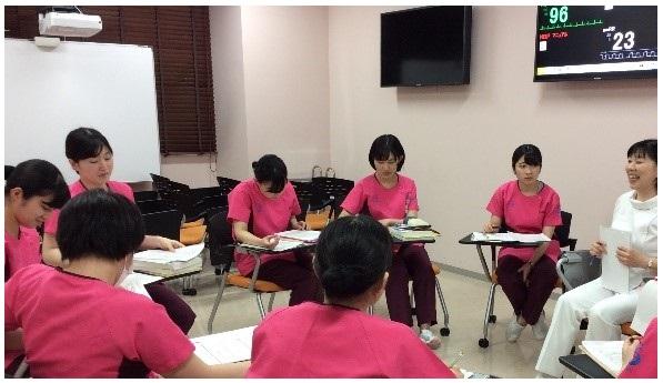 聖徳大学看護学部には学生と教員でつくりあげる充実した質の高い授業がいっぱいあります!