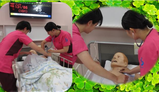 成人看護学援助論Ⅱ シミュレーション演習【慢性閉塞性肺疾患】