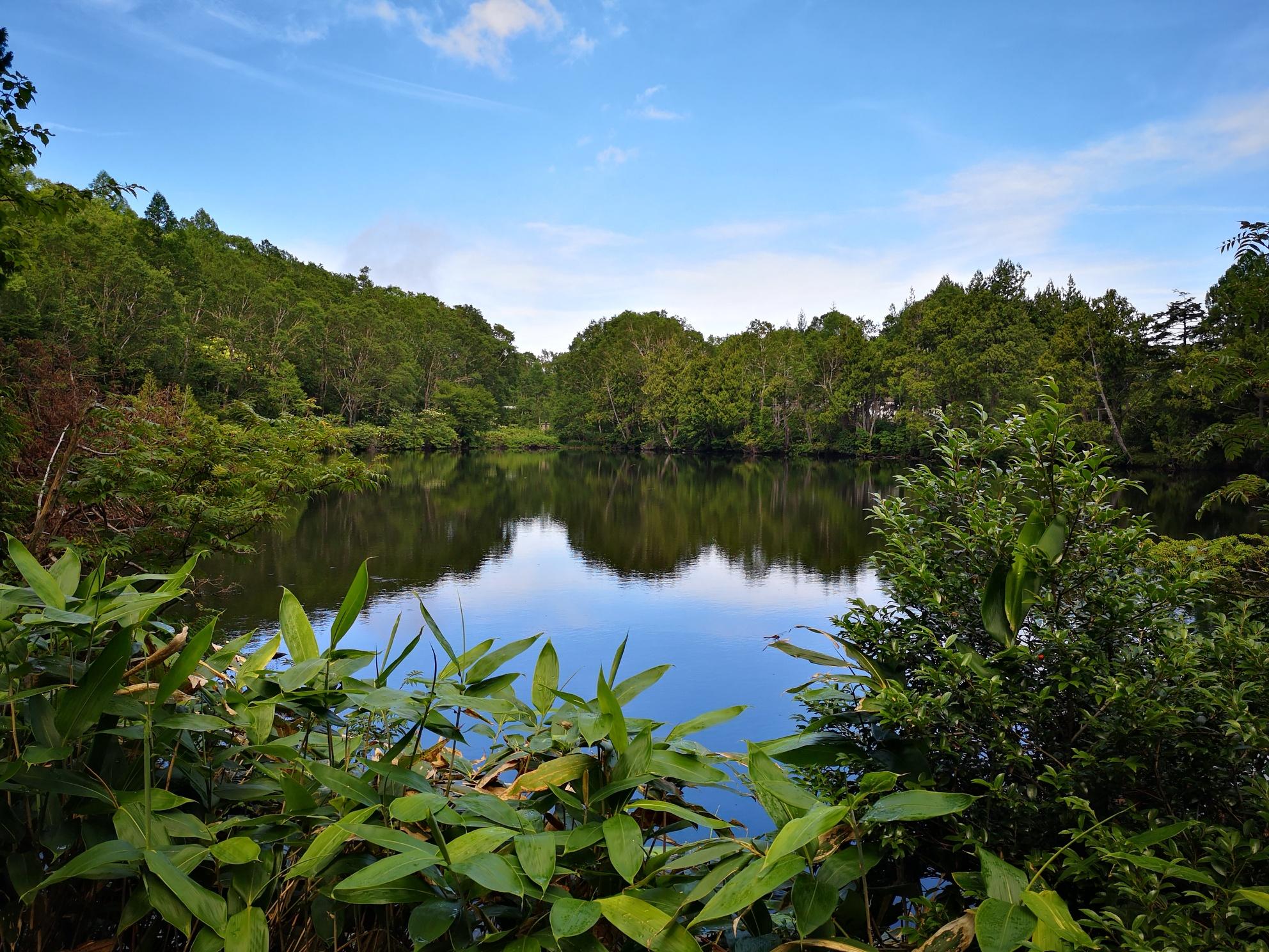 志賀高原2日目の散策は見どころ満載です