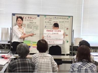公衆衛生看護学実習で保健師活動を実践!!