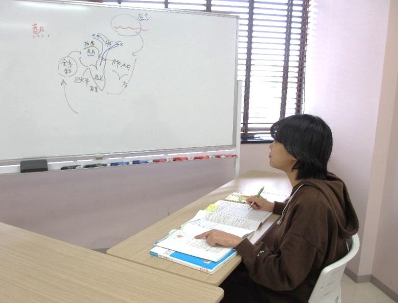 学生一人一人の学ぶ力を高める実習指導