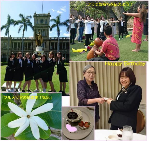 ハワイ大学の研修に行ってきました ~Part1~
