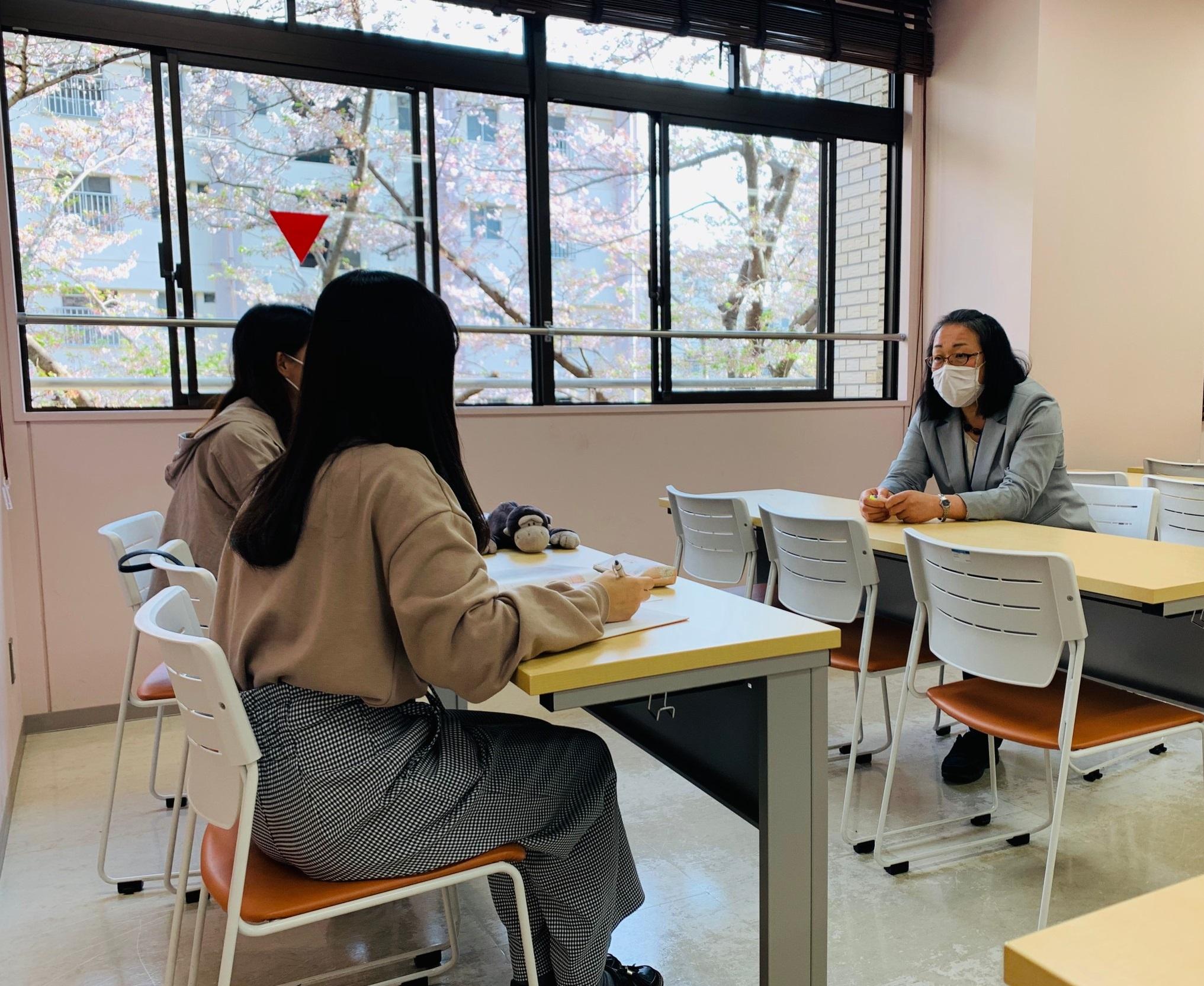 学生の夢を叶える就職活動①