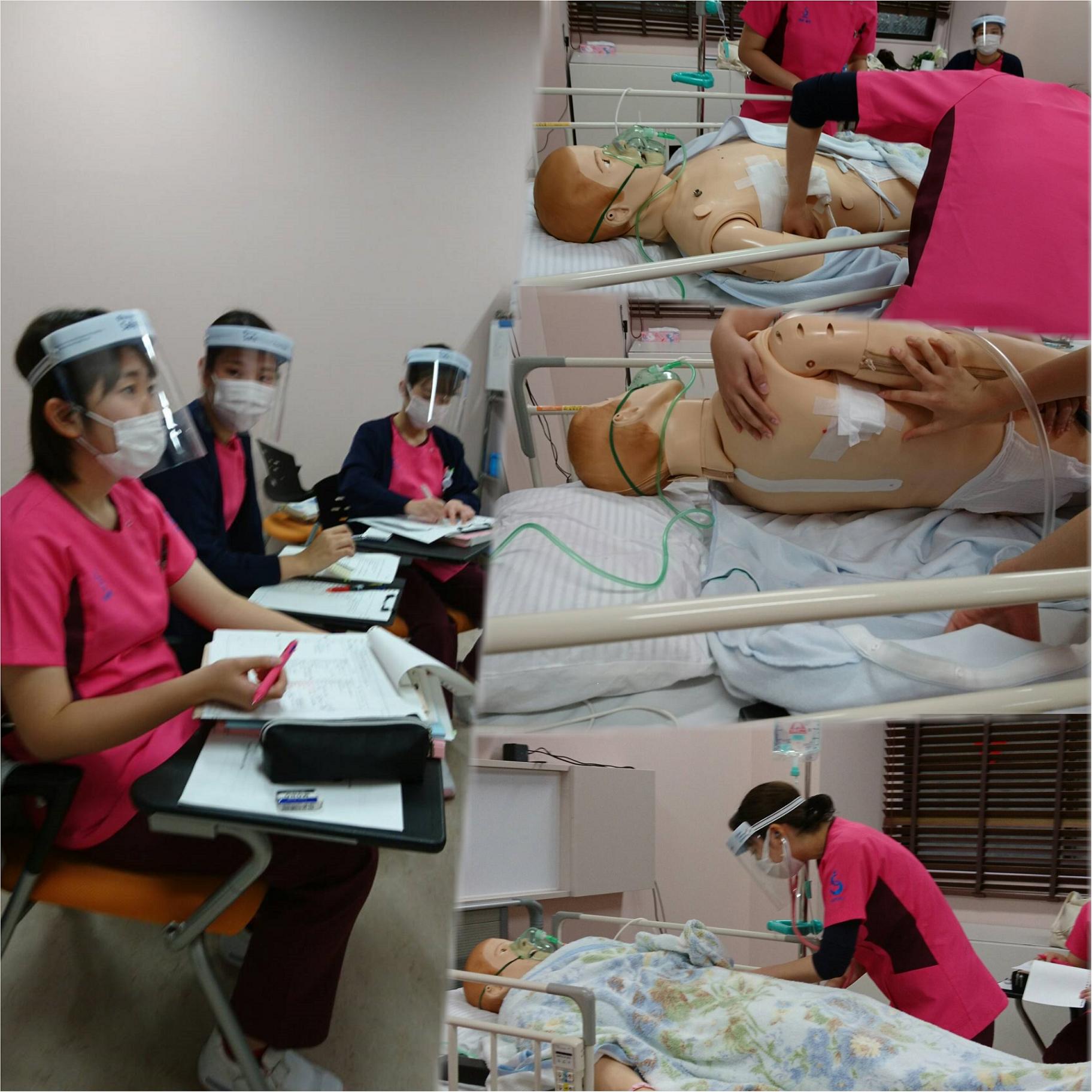 看護実践力を高める3年次の実習(Part3)急性期看護実習