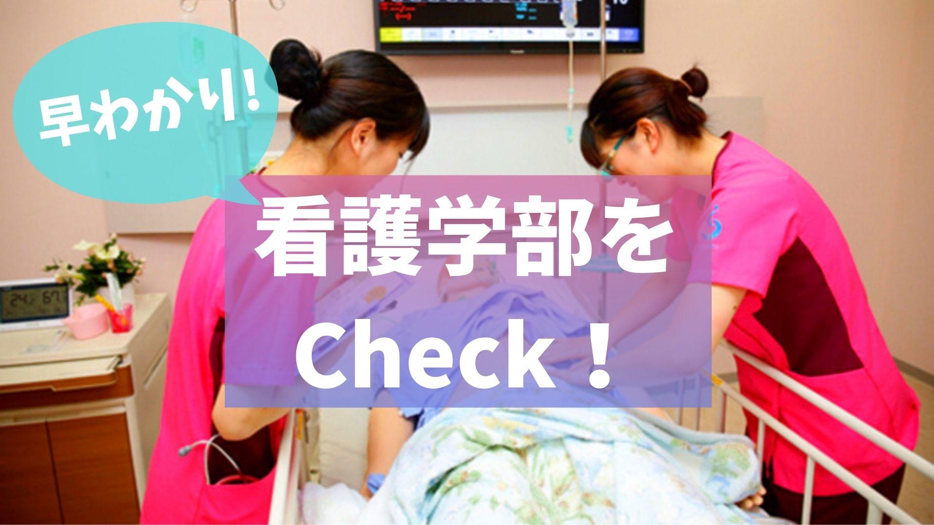 聖徳大学看護学部の5つの魅力に迫る!早わかりをcheck!