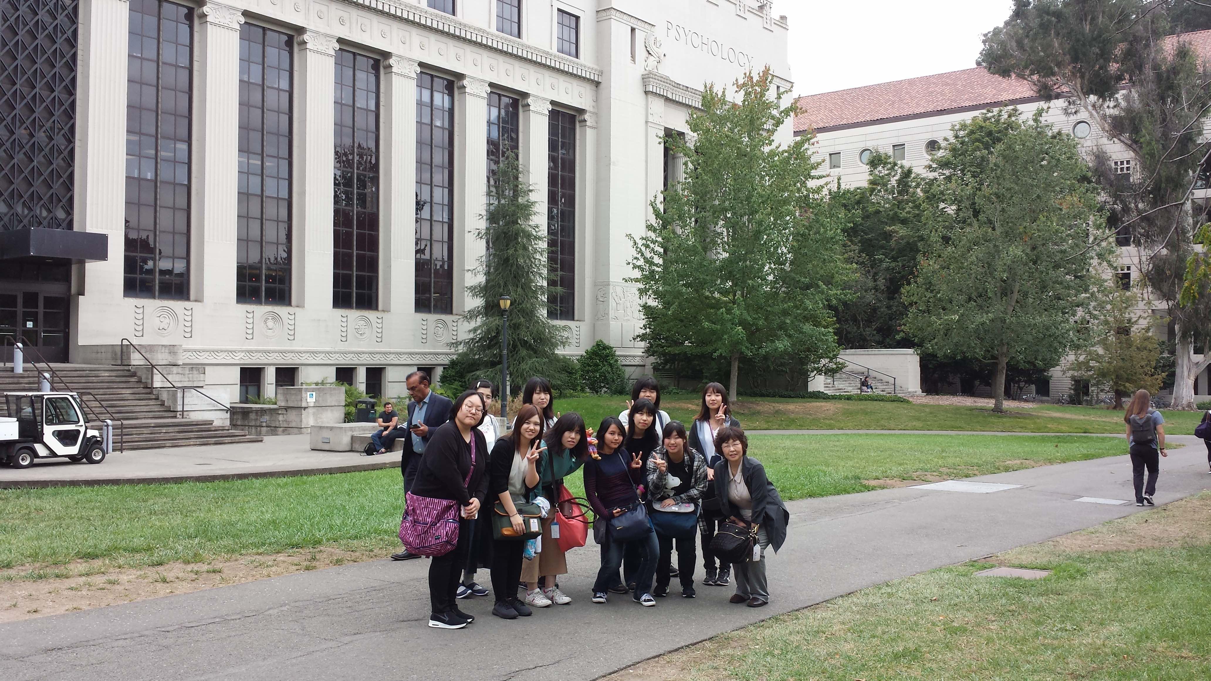 「高校生のための心理学講座」開催のお知らせ&心理学科3年生が海外研修に行きました!(3日目)