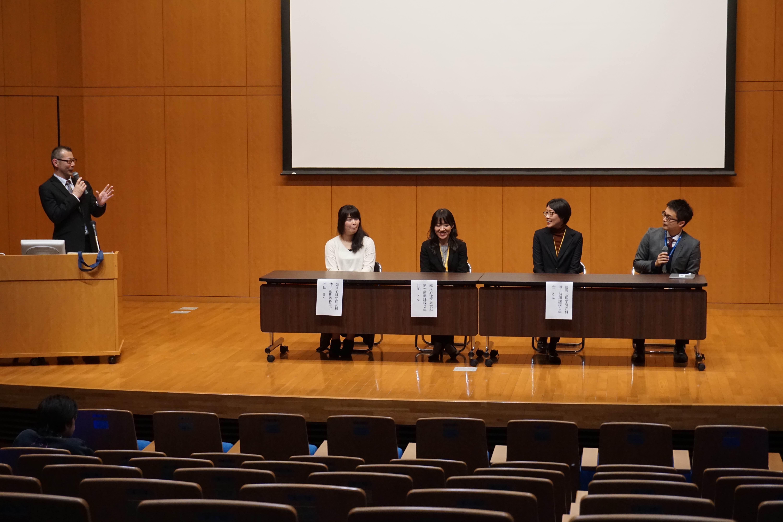 公認心理師特設ページができました&大学院説明会を開催しました。