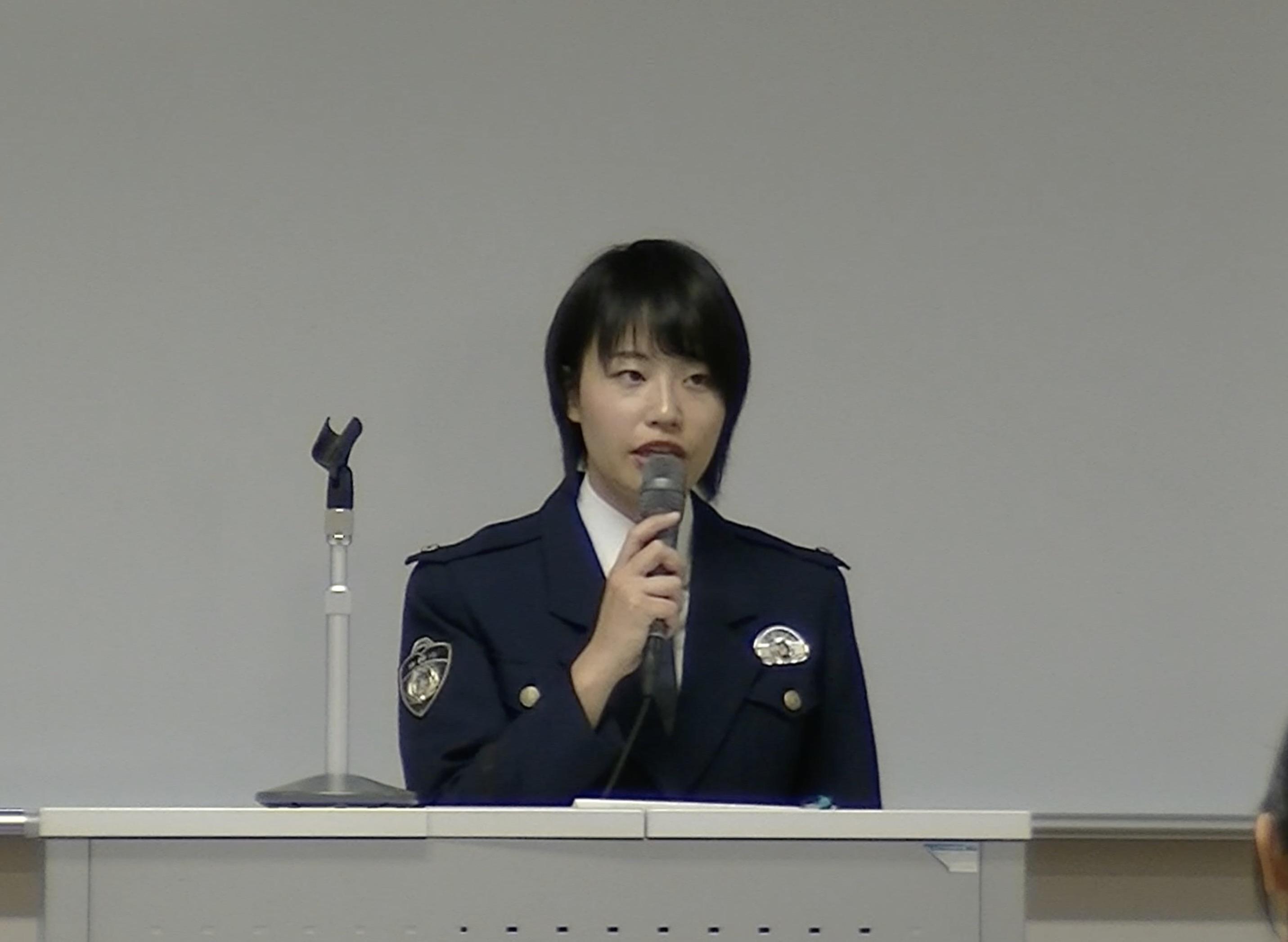 心理学科卒業生のご紹介(進路懇話会)