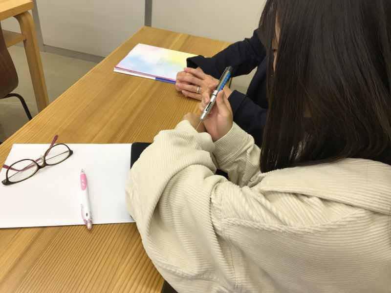 11月4日Live体験授業を実施しました!