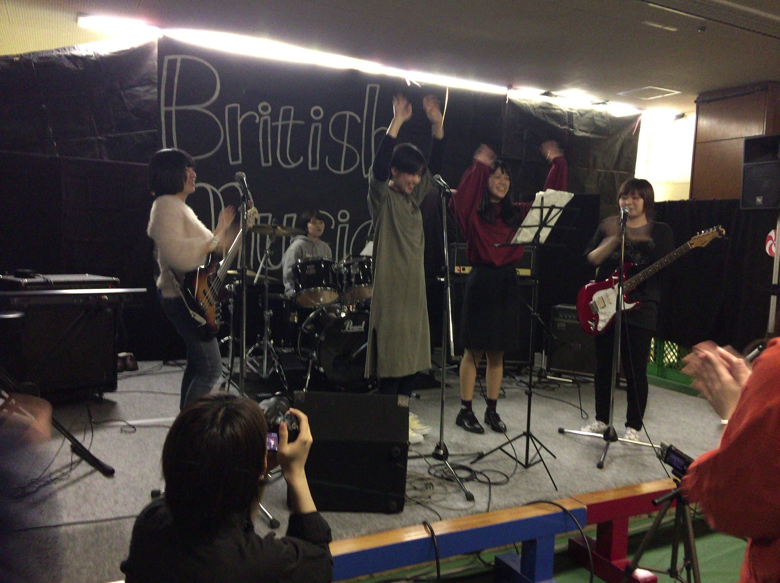 【聖徳祭】ブリティッシュミュージック研究同好会
